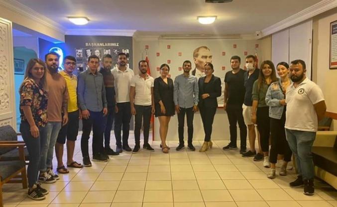 Alanya CHP Gençlik'te istifa krizi