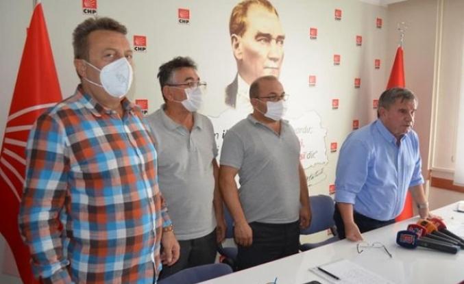 CHP Alanya haftalık toplantısı gerçekleşti