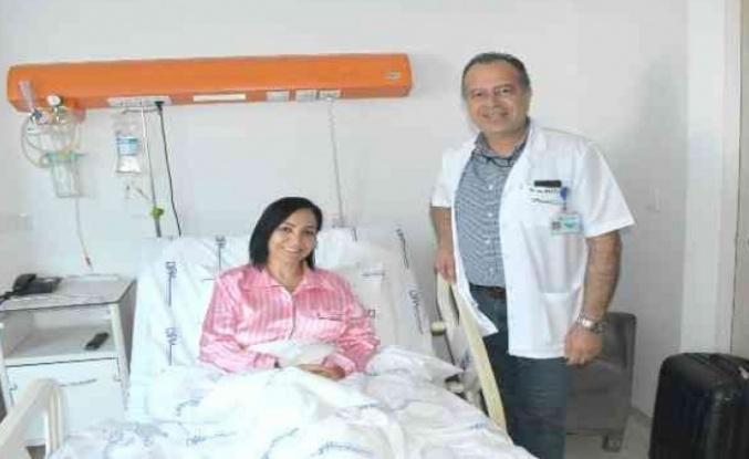 Halk Müziği Sanatçısı Nurgül Şahballı ameliyat oldu