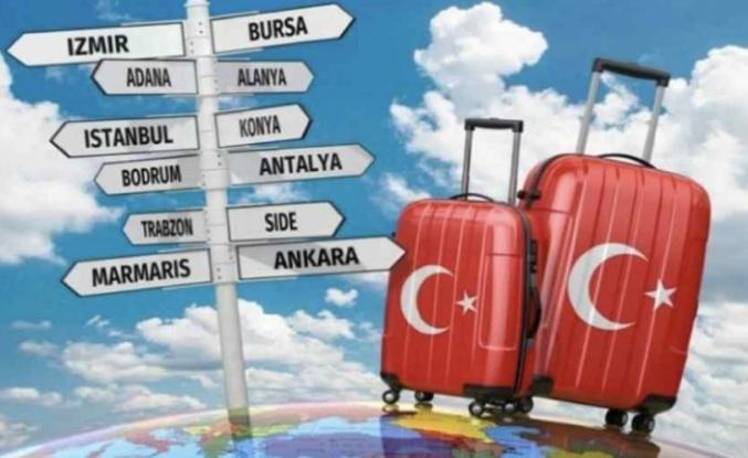 İşte Alanya'yı ilgilendiren 2021 iç turizm raporu