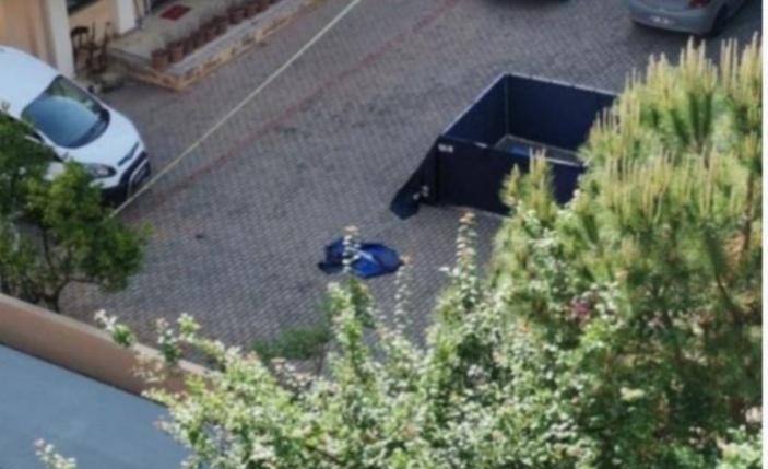 Evinin bahçesinde ölü bulundu