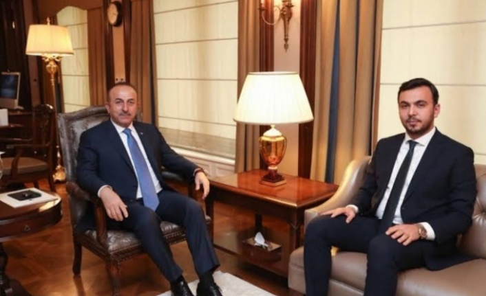 Toklu'dan Bakan Çavuşoğlu'na teşekkür