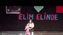Alanya'da hem duygulandıran hem güldüren 'özel' gösteri
