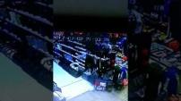 Alanya'daki hırsızlık anları saniye saniye kamerada