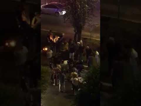 Alanya'da kaza! Motosiklete çarpan araç kaçtı