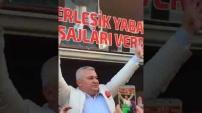 Mehmet Şahin'den zafer konuşması